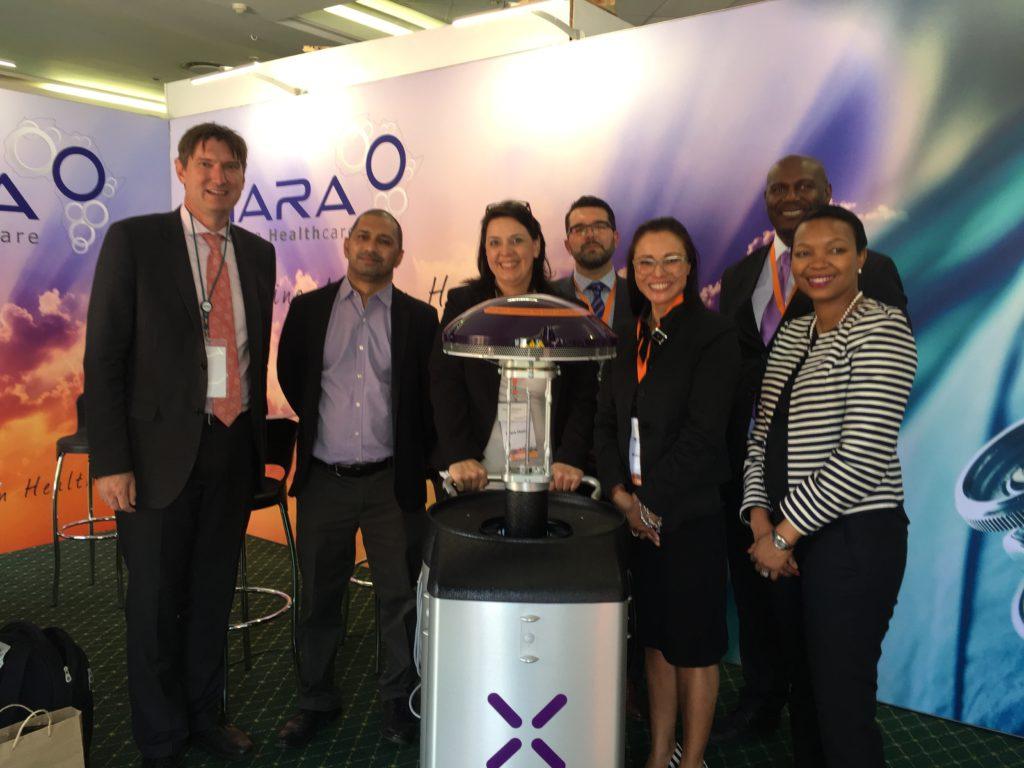 Kiara and Xenex Team